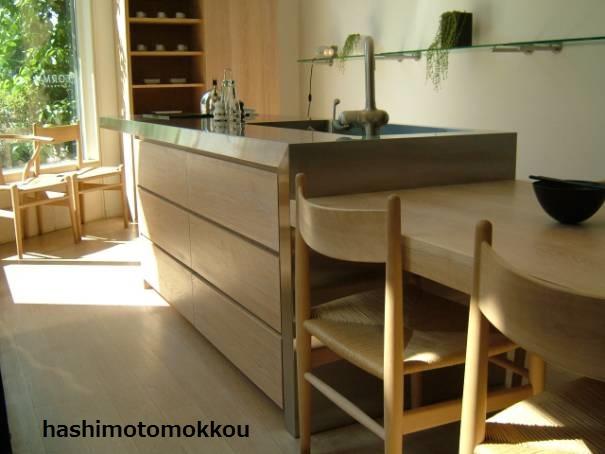 キッチンカウンター&テーブル